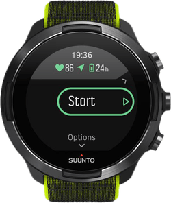 Suunto 9 G1 Baro Green/Black