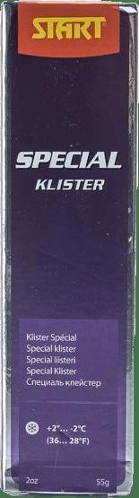 Klister Special White