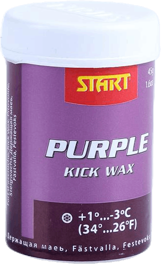 Kick Wax Purple Purple/White