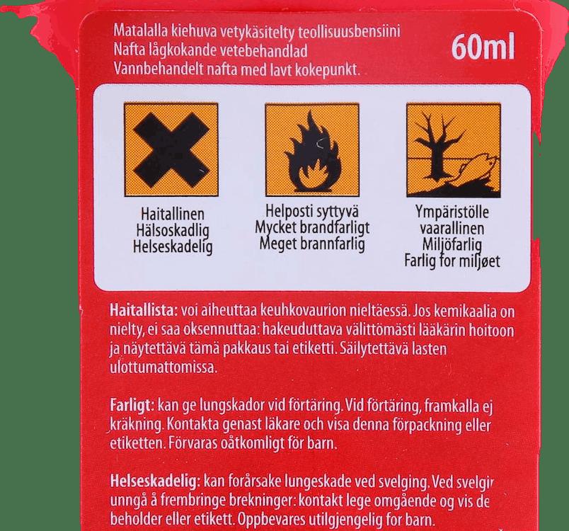 Easy Kick Wax Universal White/Red