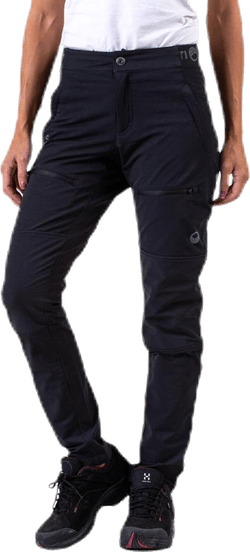 Pallas Warm X-Stretch Pants Black
