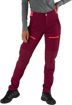 Pallas Warm X-Stretch Pants Pink/Orange