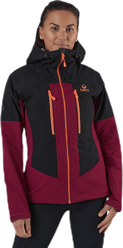 Pallas Warm Hybrid Jacket Pink/Orange