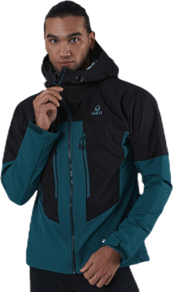 Pallas Warm Hybrid Jacket Green/Black