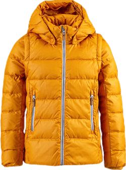 Minna 2-in-1 Down Jacket Yellow
