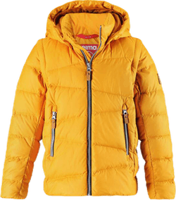 Martti 2-in-1 Down Vest/Jacket Yellow