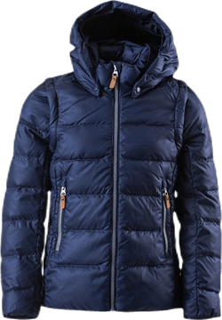Minna 2-in-1 Down Jacket Blue