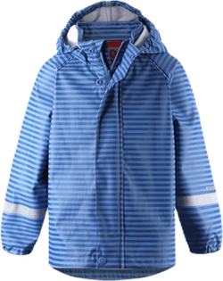 Vesi Raincoat Blue