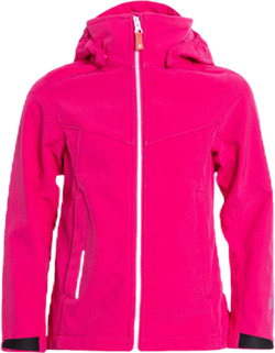Syd Softshell Jacket Pink