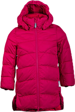 Ahde Down Coat Pink
