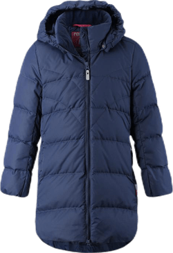 Ahde Down Coat Blue