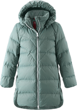 Ahde Down Coat Green