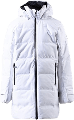 Wisdom Down Jacket White