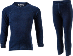 Kinsei Merino Wool Set Blue