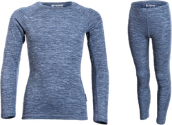 Kinsei Merino Wool Set Grey
