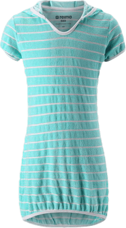 Genua Terry Beach Coverup Turquoise
