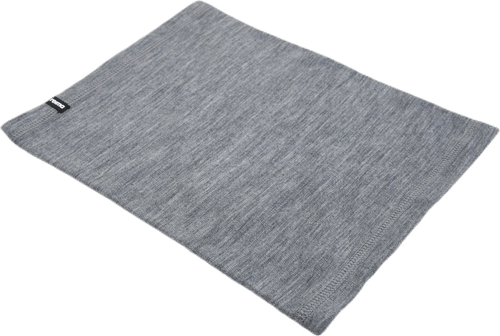 Aarni Merino Wool Tube Scarf Grey