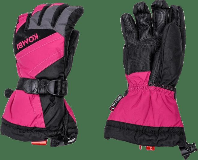 The Original Ski Glove Jr Pink