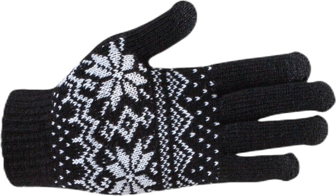 The Scandinave Power Point Glove Black
