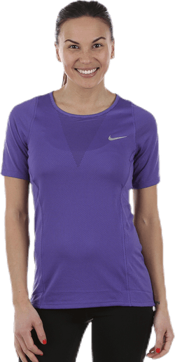 Zonal Cool Relay Top SS Purple