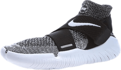 Free Run Motion Flyknit 2018 White/Black