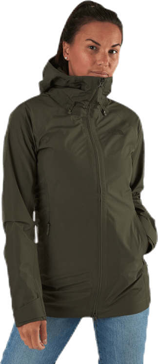 Hikesteller Futurelight Parka Green