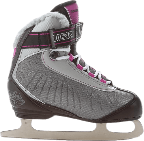 Fast Rec Ice Skate Girls Grey