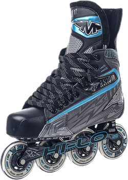 Mission Axiom T7 Skate Blue/Black