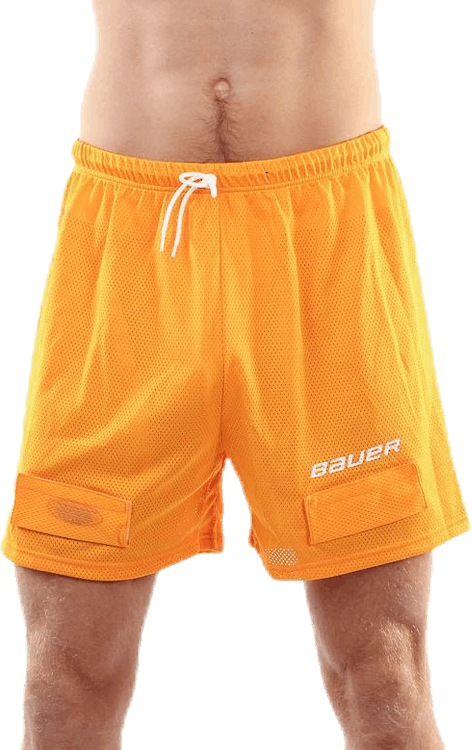 Bauer Core Mesh Jock Short Yellow