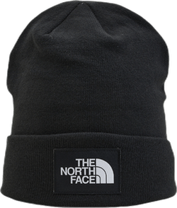 Dock Worker Recycled Beanie Black