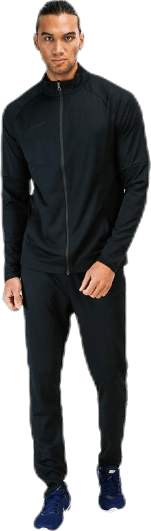 Academy Track Suit Black