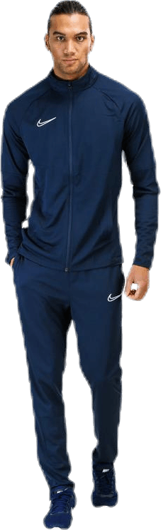 Academy Track Suit Blue/White