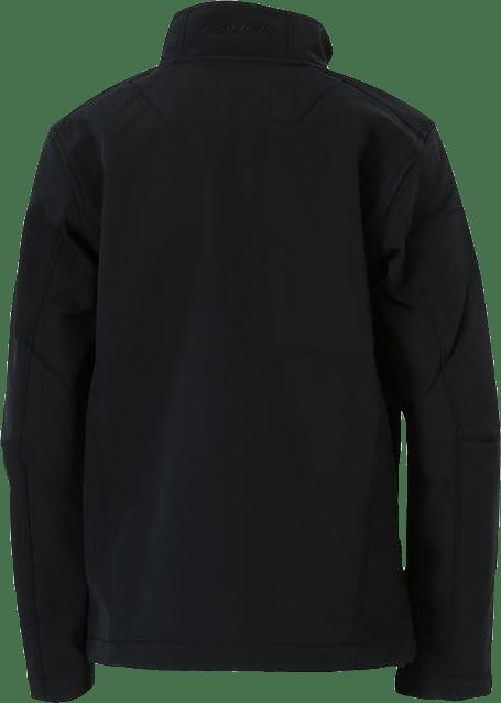 Team Softshell Jacket - Youth Black