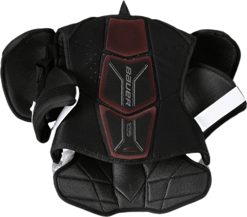 S18 NSX Shoulder Pad - SR Black