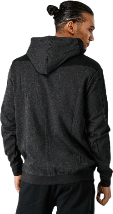 Premium Fleece FZ - SR Black/Grey