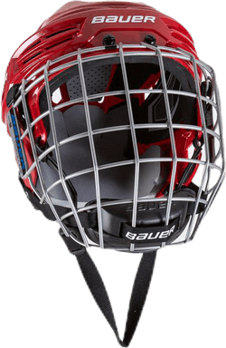 IMS 5.0 Helmet Combo II Red