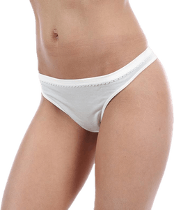 Leslie Thong 175 White