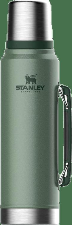 Classic Bottle 1.0L Green