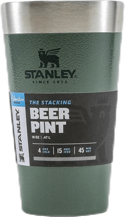 Adventure Stacking Pint 0.47L Green