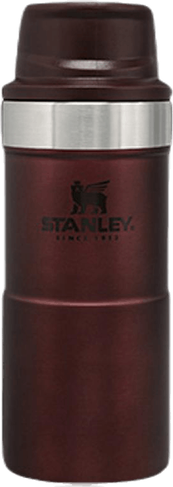 Classic Trigger-Action Travel Mug 0.35 L Red