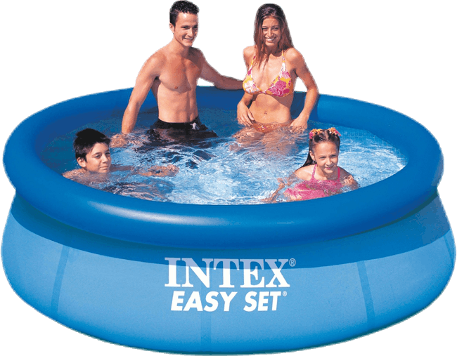 Easy Pool Set Blue