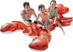 Lobster Ride-On Red