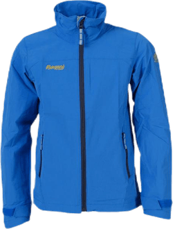 Jr Kleivi 4-Way Stretch Softshell Blue