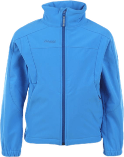 Reine Kids Softshell Blue