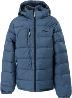 Down Youth Jacket Blue