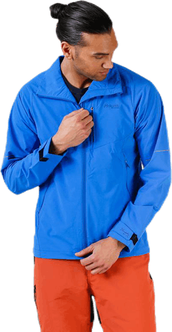 Slingsby LT Softshell Jacket Blue