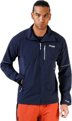 Slingsby LT Softshell Jacket Blue/White