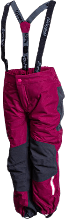 Lilletind Ins Kids Pant Grey/Red