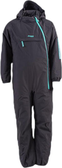 Lilletind Insulated Kids Coverall Grey