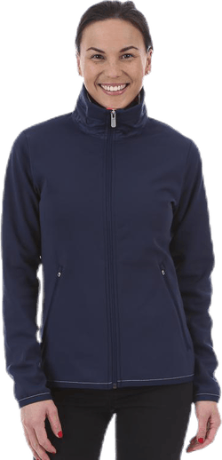 Naiad Fleece Jacket Blue